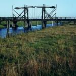 Brücke bei Vogelei seitl. 64