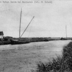 einsamer Gasthof Hohensand um 1905
